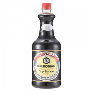 Kikkoman Soy Sauce 1.6L (Made in Singapore)