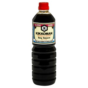 Kikkoman Soy Sauce 1L (Made in Singapore)