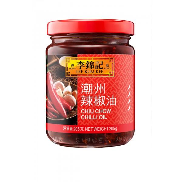 Lee Kum Kee Chiu Chow Chili Oil 205g