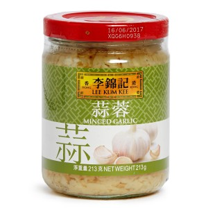Lee Kum Kee Freshly Minced Garlic 213g