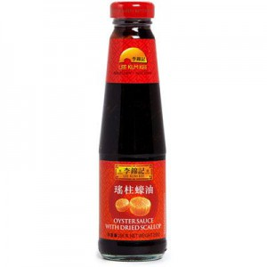 Lee Kum Kee Oyster Sauce with Dried Scallop 255g