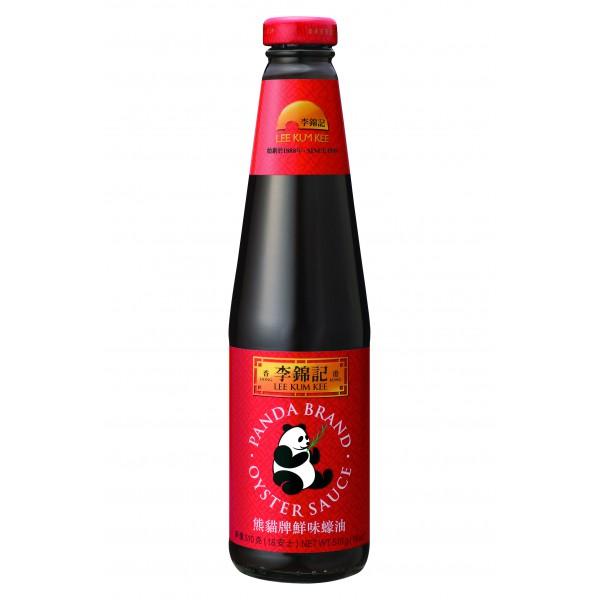 Lee Kum Kee Panda Brand Oyster Sauce 510g