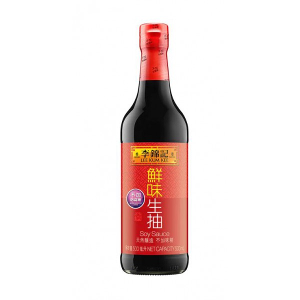 Lee Kum Kee Soy Sauce 500mL