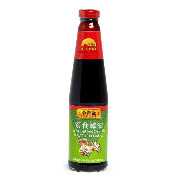 Lee Kum Kee Vegetarian Oyster Flavoured Sauce 510g