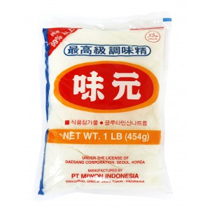 Miwon Monosodium Glutamate (1lb x 50 bags) - Made in Indonesia
