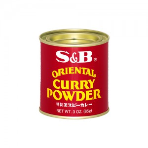 S & B Spicy Curry Powder 85g