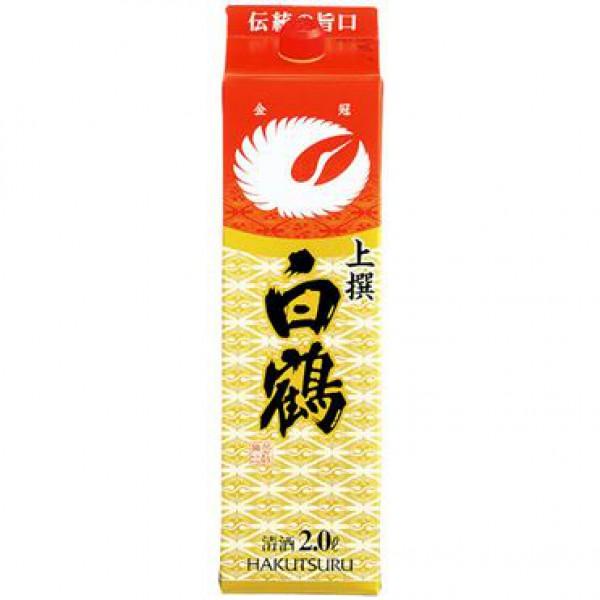 白鶴 上撰日本紙盒裝清酒 2L
