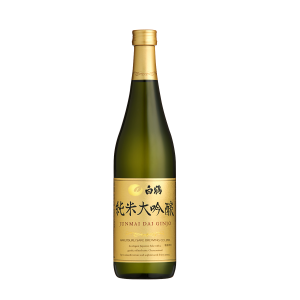 Hakutsuru Dai Ginjo (2017-2019 Golden Award) 720mL