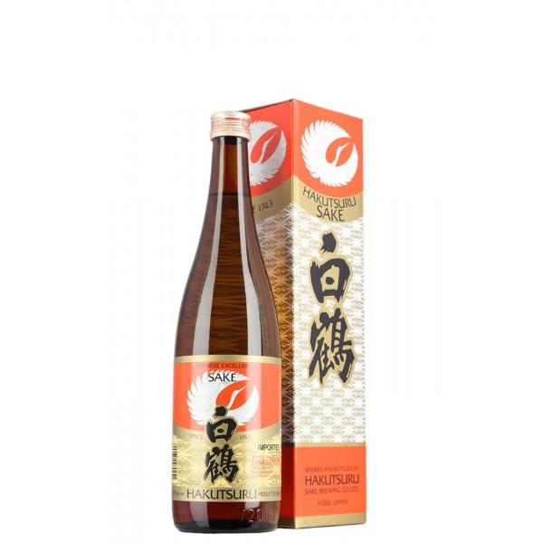 白鶴 上撰日本清酒(細樽裝) 720ML