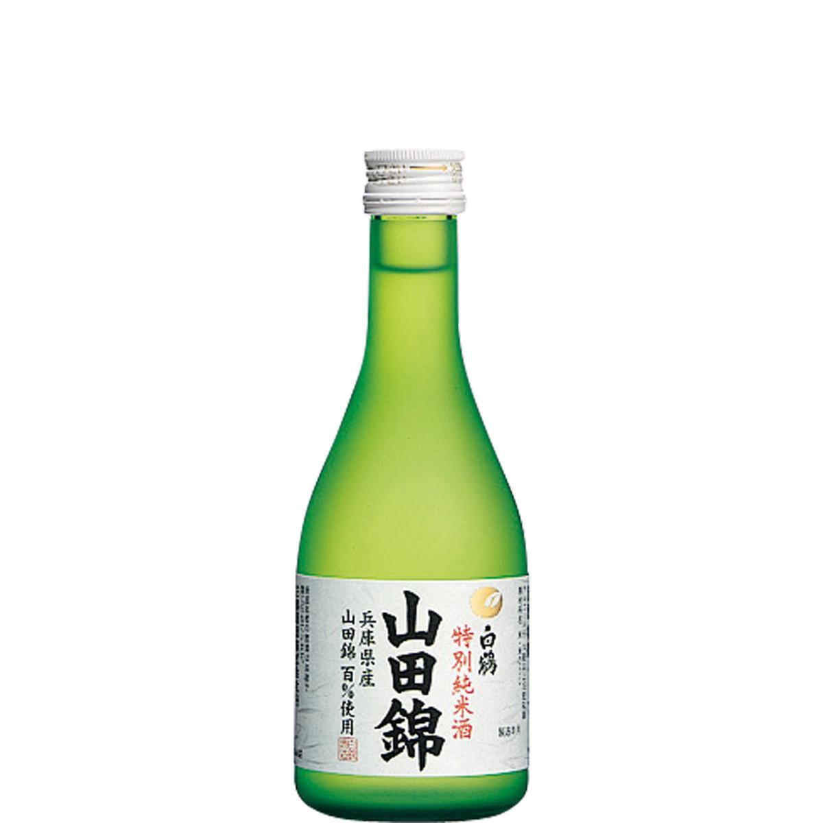 白鹤 山田锦特选特别纯米酒 300ml