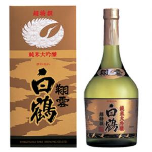 Hakutsuru Cho-Tokusen Sho-Une Junmai Daiginjo 720ML (Domestic)