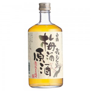 白鶴梅酒原酒 720ML