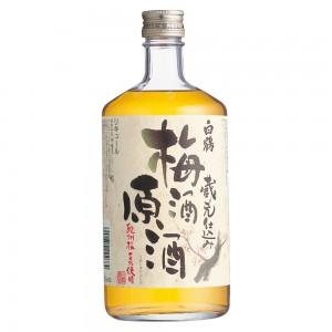 Hakutsuru Umeshu Gensyu 720ML